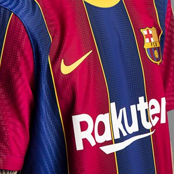 Camiseta Messi Firmada con su autógrafo