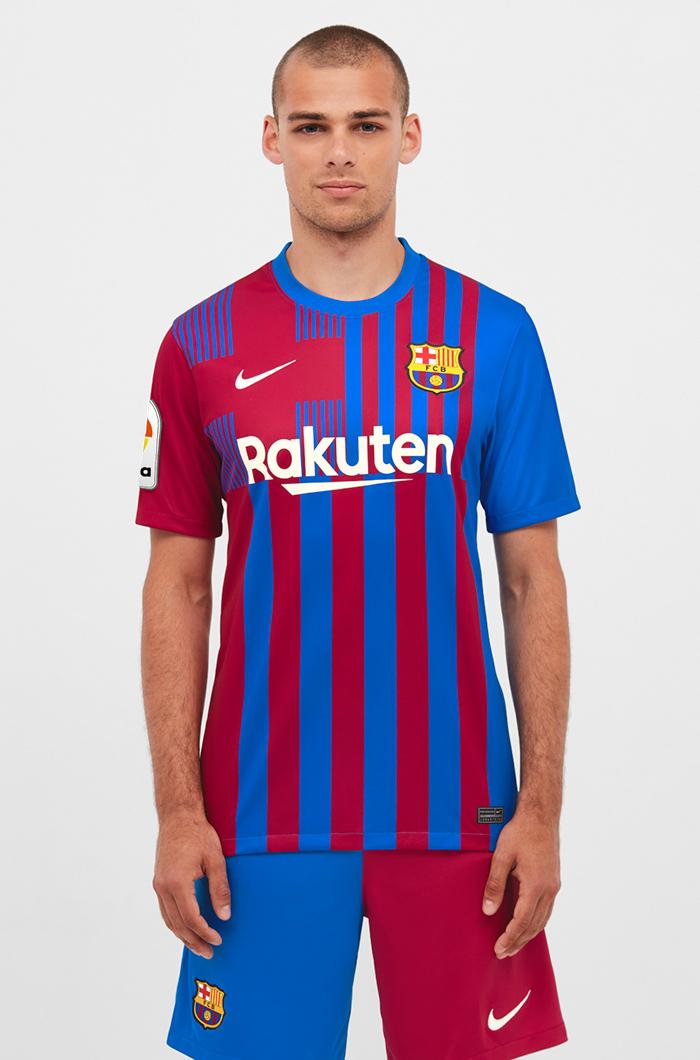 Equipacion Barcelona 2022, nueva camiseta Barsa