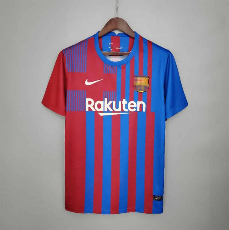 Nueva Camiseta Barcelona 2021-2022